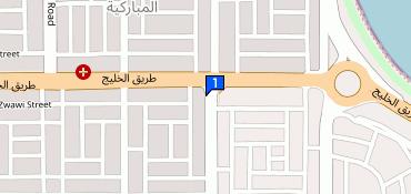 Smsa Service Center Khaleej Rd Zuhur Al Dammam Saudi Arabia هاتف 966 9200 09999