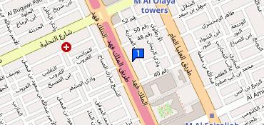 Ups King Fahd Branch Rd Al Olaya Riyadh Saudi Arabia هاتف 966 9200 02555